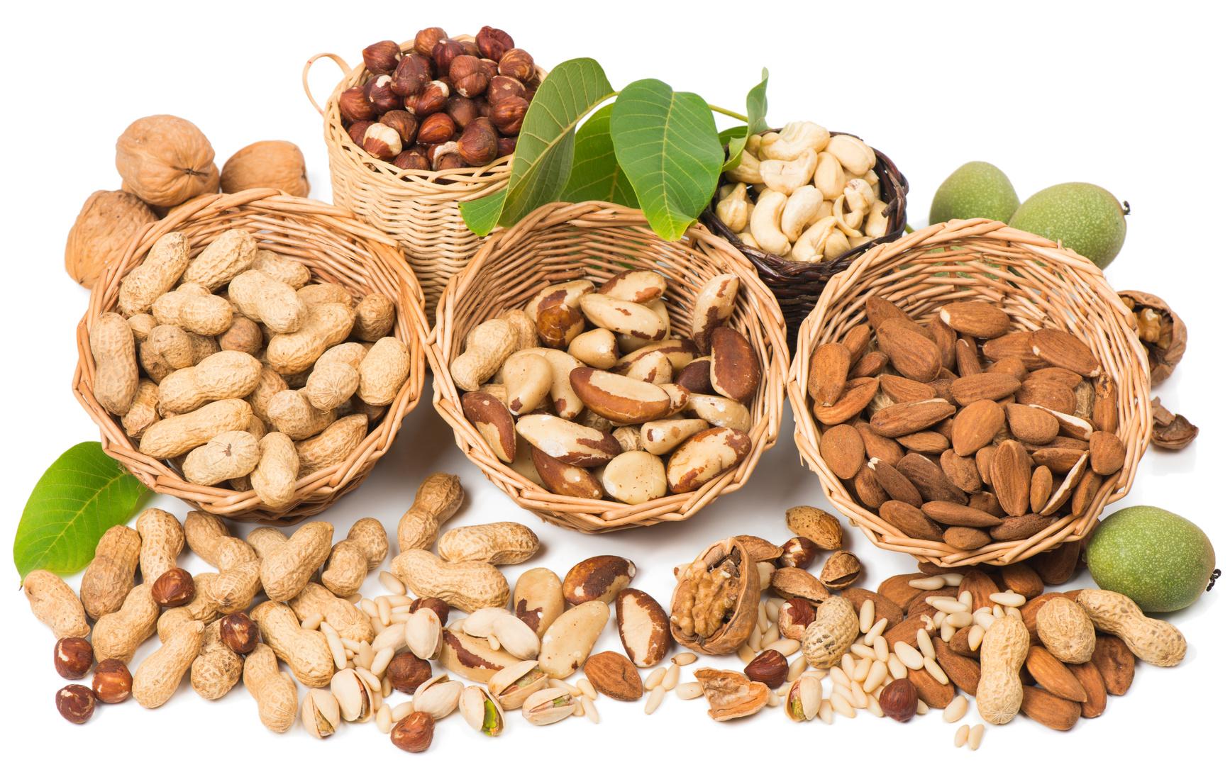 5 produktów i dieta o największej zawartości magnezu
